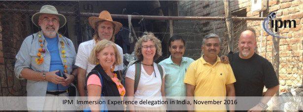2016 India IEP Delegation